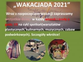Wakacjada 2021